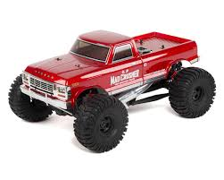 100 Mad Truck Kyosho Crusher GP ReadySet 18 4WD Nitro Monster