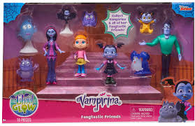Disney Jr Bathroom Sets by Disney Junior Vampirina Ghoul Glow Fangtastic Friends Set Toys