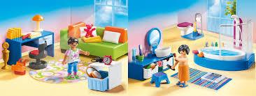 playmobil dollhouse 2019 puppenhaus jugendzimmer badezimmer