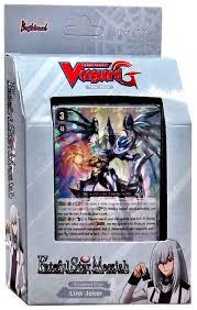 Vanguard Trial Deck 1 by Cardfight Vanguard G Fateful Star Messiah Trial Deck Vge G Td05