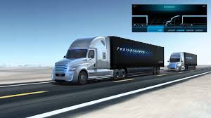 Daimler Gets License For Testing Their Self Driving Truck | Auto Types
