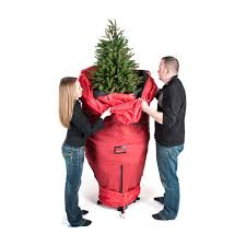 Barcana Christmas Tree Stand by Amazon Com Santa U0027s Bags Sb 10100 6 9 Foot Upright Tree Storage