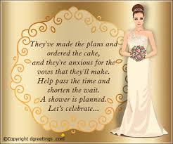 Bridal Shower Qoutes by Bridal Shower Invitation Wording