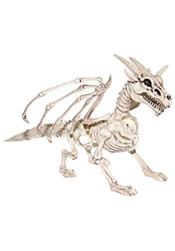 "Skeleton Dragon 9"" Prop"
