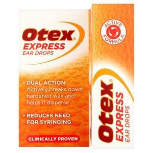 OTEX Express Ear Drops (10 ml)