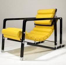 Bibendum Chair By Eileen Gray by Eileen Gray Transat Chairs