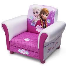 Kids Flip Open Sofa by Amazon Com Childs Disney Frozen Anna U0026 Elsa Arm Chair Upholstered