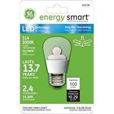 ge lighting 63012 energy smart led 3 watt 15 watt replacement