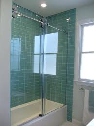 tremendous large glass tiles for bathroom bathroom look bigger