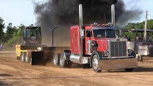 100 Truck Pulling Videos Central Illinois Pullers Semi S Pulls Compilation