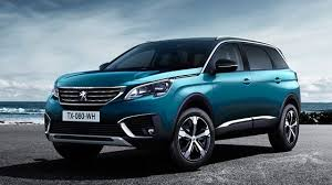 Peugeot dispose de plusieurs voitures  7 places