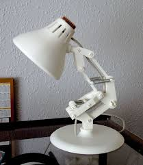 Luxo Jr Lamp Model by A Recreation Of The Snap Together Luxo Jr Lamp Scaled Up To Be The