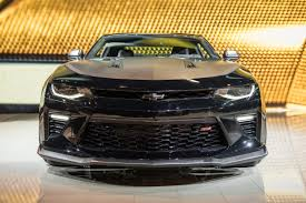 2017 Camaro 1LE Not Available With 2SS Trim