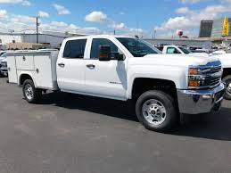 SILVERADO 2500HD Utility Truck - Service Truck Trucks For Sale