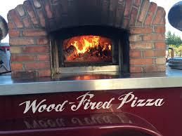 100 Brick Oven Pizza Truck Roamin Chariot In Spokane Washington