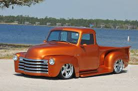 100 50s Chevy Truck 1950 3100 The Boss
