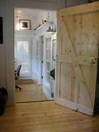Barn Door Hardware Make Your Own With Trendy Steel HomCom 6FT ... Make Your Own Barn Door Bedroom Fabulous How To Headboard Full Best 25 Diy Barn Door Ideas On Pinterest Sliding Doors Diy Wilker Dos Track Find It Love To Build A Howtos Epbot For Cheap Hdware With Trendy Steel Hcom 6ft Modern Builds Ep 43 Youtube Closet Install Hdware Ana White Grandy Console Projects
