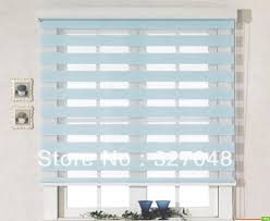 Zebra Curtain by Popular Zebra Blinds Double Layer Roller Blinds Ready Made Curtain