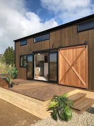 100 Tiny House Newsletter Pohutukawa New Zealand Builders Show Home TINY HOUSE