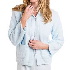 Chenille Bed Jacket by Softies By Paddi Murphy 313595 Marshmallow Bed Jacket Walmart Com