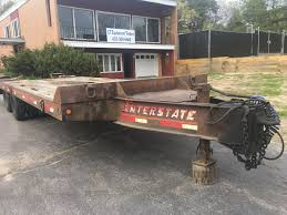 1999 Interstate 40DLA 20 Ton Tag Deck Over Equipment Trailer – CT ... 2017 Inrstate Tag Trailer For Sale Morris Il I1218 Welcome To Wwwkohelinrstatecom Semi Truck Tire Exploded Disingrates On Inrstate Youtube 2008 G20dt Trailer Item D2284 Sold February Inventory New And Used Trucks Royal Truck Equipment Inrstate Auction Or Lease Rental One Way Deals Best Bill Introduced Allow Permit 18 21yearold Drivers Fileinrstate Batteries Peterbilt 335 Pic2jpg Wikimedia Commons 2001 40tdl Tilt Deck I5577