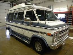 1991 Chevrolet G20 Conversion Van T106899