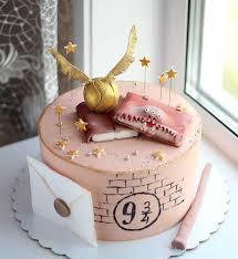 harry potter torte 45 ideen mit beliebten motiven aus der reihe