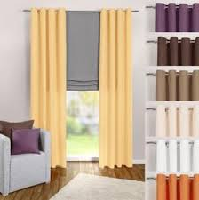 gardinen und vorhänge in gelb günstig kaufen