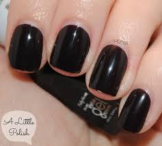 a little polish sally hansen salon insta gel strips review