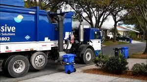 New Trash Pickup 2014 Sun City Center, FL - YouTube