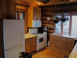 Rustic Log Cabin Kitchen Ideas by Log Cabin Makeover Ideas Colin And Justin U0027s Cabin Pressure