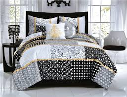 Gold And White Bedding Sets Look Luxurious and Sophisticated