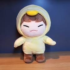 Amazoncom BTS Small Plush Puppets Bangtan Boys Suga Jin Jimin Jung
