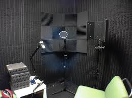 Diy Voice Recording Sound Booth Vocal Room 1