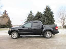 100 Ford Sport Truck 2007 Explorer Trac Rural Route Motors