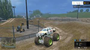 100 Monster Truck Simulator MONSTER TRUCK JAM V10 For FS 2015 Farming Simulator 2019 2017