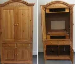 Broyhill Fontana Dresser Measurements by Broyhill Fontana Tv Armoire Entertainment Center For Sale In