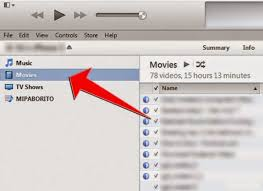 How to Sync iTunes Movies from puter to iPhone 6 Plus