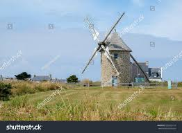 100 Island Of Fohr Historic Windmill On The German North Frisian Island Of Fhr