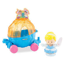 Product Image Of Cinderella Parade Float By Little People 1