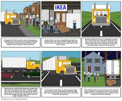 100 Packing A Moving Truck TD Style Imitation Summative Storyboard By A4e050c5