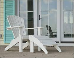 Polywood Seashell Adirondack Rocking Chair by Outdoor Wood Adirondack Chairs Fifthroom Com