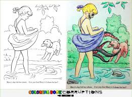 My Favorite Art Form Ruining Childrens Coloring Books Not Oc