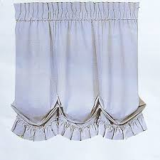 Boscovs Blackout Curtains by Jessica Voile Sheer Balloon Shade 60x63 Boscov U0027s