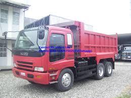 ISUZU 10wheeler Dump Truck