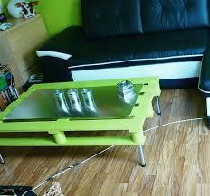 Painted Pallet Coffee Table 20 DIY