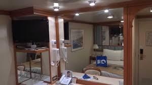Star Princess Baja Deck Plan by Princess Cruise Ship Interior Stateroom Tour Youtube