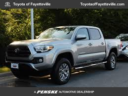 2016 Used Toyota Tacoma SR5 Double Cab 4WD V6 Automatic At Toyota Of ...