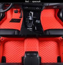 100 Custom Floor Mats For Trucks Car Jaguar Xf Xe Xjl Xj6 Xj6L FPace FType Brand Firm