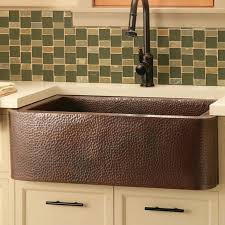 33 x 22 copper kitchen sinks single bowl sink stainless tuscanyr